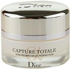 Dior Capture Totale nega za predel okoli oči proti gubam  15 ml