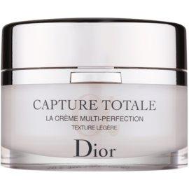 Dior Capture Totale lehký omlazující krém na obličej a krk  60 ml