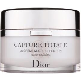 Dior Capture Totale leichte verjüngende Creme für Gesicht und Hals  60 ml