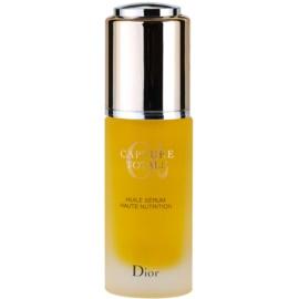 Dior Capture Totale nährendes Öl-Serum mit Antifalten-Effekt  30 ml