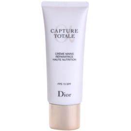 Dior Capture Totale výživný krém na ruce SPF15  75 ml