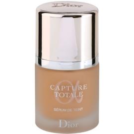 Dior Capture Totale make-up проти зморшок  відтінок 20 Light Beige  SPF 25 30 мл