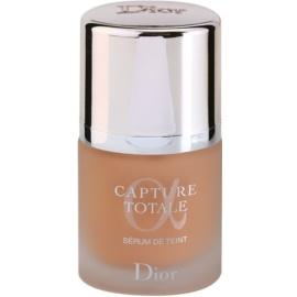 Dior Capture Totale make-up проти зморшок  відтінок 32 Rosy Beige  SPF 25 30 мл