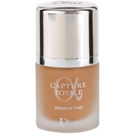 Dior Capture Totale make-up проти зморшок  відтінок 40 Honey Beige  SPF 25 30 мл