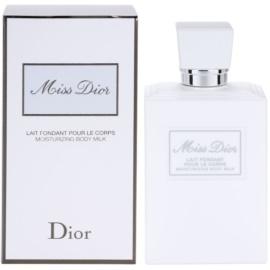 Dior Miss Dior mleczko do ciała dla kobiet 200 ml