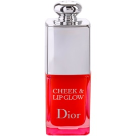 Dior Cheek & Lip Glow tónovač na rty a tváře  10 ml