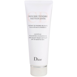 Dior Cleansers & Toners gel spumant de curatare ten uscat   125 ml