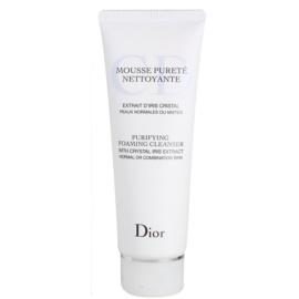 Dior Cleansers & Toners tisztító habzó gél normál és kombinált bőrre  125 ml