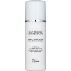 Dior Cleansers & Toners leite de limpeza para pele seca e sensível  200 ml