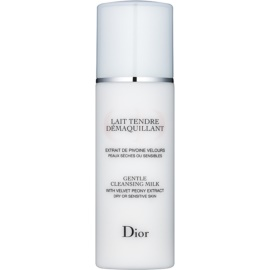 Dior Cleansers & Toners čisticí mléko pro citlivou a suchou pleť  200 ml