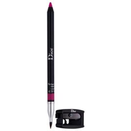 Dior Contour creion contur pentru buze  cu ascutitoare culoare 047 Miss 1,2 g