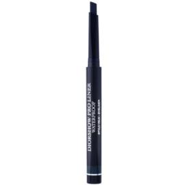 Dior Diorshow Pro Liner eyeliner rezistent la apa culoare 082 Pro Anthracite 0,30 g