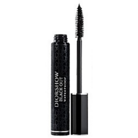 Dior Diorshow Blackout Waterproof voděodolná řasenka Black 10 ml