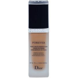 Dior Diorskin Forever podkład w płynie SPF 35  odcień 032 Rosy Beige 30 ml