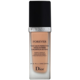 Dior Diorskin Forever tekutý make-up SPF 35 odstín 033 Apricot Beige 30 ml