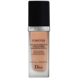 Dior Diorskin Forever podkład w płynie SPF 35  odcień 033 Apricot Beige 30 ml