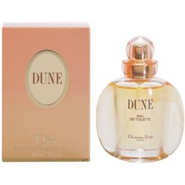Dior Dune Eau de Toilette für Damen 30 ml