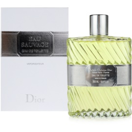 Dior Eau Sauvage туалетна вода для чоловіків 200 мл