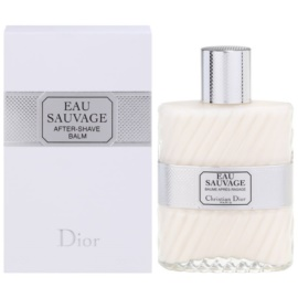 Dior Eau Sauvage Aftershave Balsem  voor Mannen 100 ml