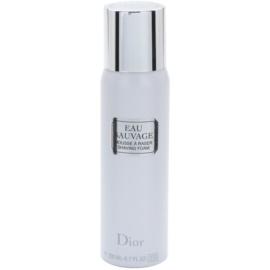 Dior Eau Sauvage Shaving Foam for Men 200 ml