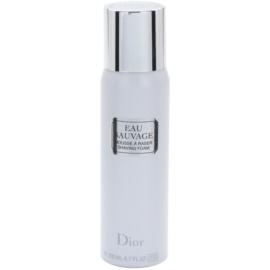 Dior Eau Sauvage pena na holenie pre mužov 200 ml