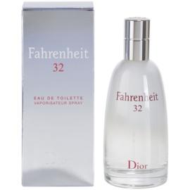 Dior Fahrenheit 32 toaletní voda pro muže 100 ml