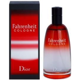 Dior Fahrenheit Cologne одеколон для чоловіків 125 мл