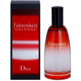 Dior Fahrenheit Cologne Eau de Cologne para homens 75 ml
