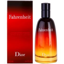 Dior Fahrenheit тонік після гоління для чоловіків 100 мл