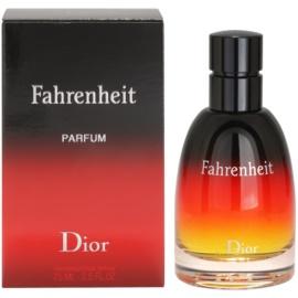 Dior Fahrenheit Fahrenheit Parfum parfém pro muže 75 ml