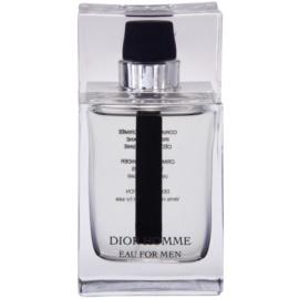 Dior Dior Homme Eau for Men toaletní voda tester pro muže 100 ml