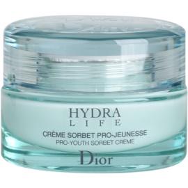 Dior Hydra Life Feuchtigkeitscreme für normale Haut und Mischhaut  50 ml