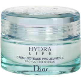 Dior Hydra Life зволожуючий крем для нормальної та сухої шкіри  50 мл
