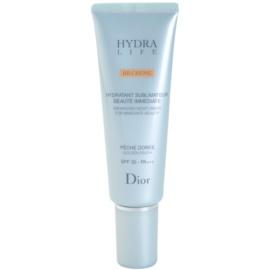 Dior Hydra Life BB krema za vse tipe kože odtenek 02 Golden Peach  50 ml