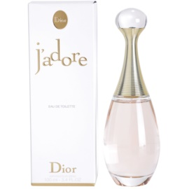 Dior J'adore Eau de Toilette Eau de Toilette für Damen 100 ml