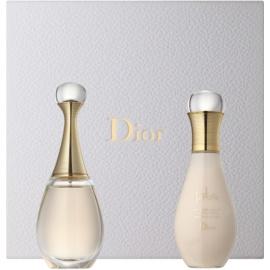 Dior J'adore zestaw upominkowy XIII. woda perfumowana 50 ml + mleczko do ciała 75 ml