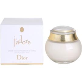 Dior J'adore Körpercreme für Damen 200 ml