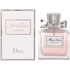 Dior Miss Dior Eau De Toilette toaletní voda pro ženy 50 ml