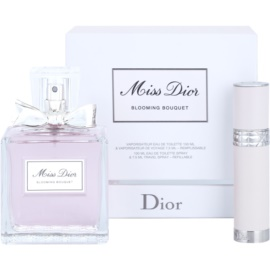 Dior Miss Dior Blooming Bouqet dárková sada I. toaletní voda 100 ml + toaletní voda 7,5 ml