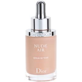 Dior Diorskin Nude Air  fluid make-up SPF 25 árnyalat 020 Beige Clair/Light Beige 30 ml