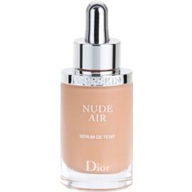 Dior Diorskin Nude Air  fluidni tonirani serum za zdrav videz odtenek 023 Peche/Peach SPF 25 30 ml