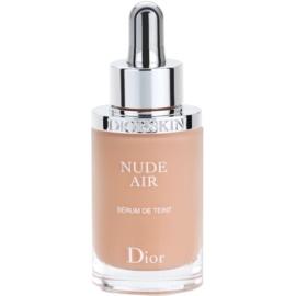 Dior Diorskin Nude Air  fluidni tonirani serum za zdrav videz odtenek 030 Beige Moyen/Medium Beige SPF 25 30 ml