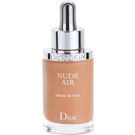 Dior Diorskin Nude Air  ser fluidizant pentru tonifiere pentru sanatate culoare 040 Miel/Honey Beige SPF 25 30 ml