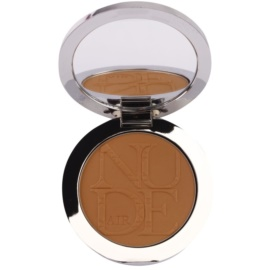 Dior Diorskin Nude Air Tan Powder bronzující pudr se štětečkem odstín 001 Miel Doré/Golden Honey 10 g