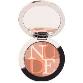 Dior Diorskin Nude Tan highliting Bronzer Puder Farbton 002 Amber  10 g