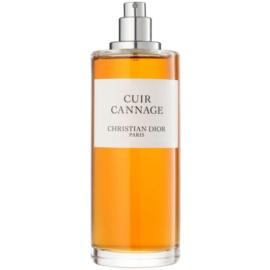 Dior La Collection Privée Christian Dior Cuir Cannage eau de parfum teszter unisex 250 ml