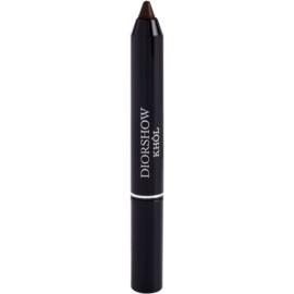 Dior Diorshow Khol kajalová tužka na oči odstín 789 Smoky Brown 1,1 g