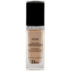 Dior Diorskin Star rozjasňující make-up SPF 30 odstín 030 Medium Beige 30 ml