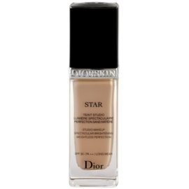Dior Diorskin Star rozjasňující make-up SPF30 odstín 033 Apricot Beige 30 ml