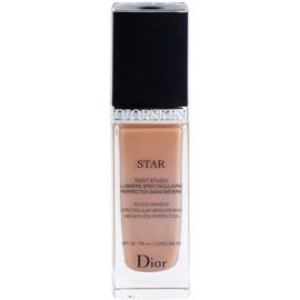 Dior Diorskin Star rozjasňující make-up SPF30 odstín 040 Miel/Honey Beige 30 ml